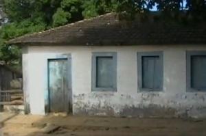 Primeiro casarão de alvenaria de Santa Rita continua preservado