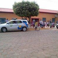 Alto Araguaia conta com apenas duas viaturas para as rondas. Foto: Laura Cristina