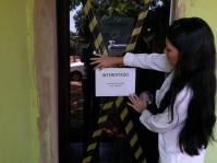 Coordenadora da VISA interdita consultório odontológico, após descobrir irregularidades