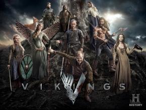 """Vem conferir nossa resenha sobre a série """"Vikings"""""""