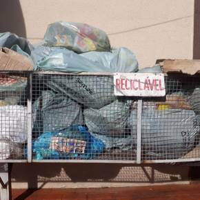 Tangará da Serra tem a maior cobertura de coleta seletiva noestado