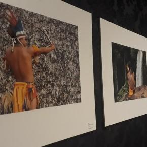 """""""A cultura indígena aqui é muito rica"""", afirma diretor do 1° Fotoclube deTangará"""
