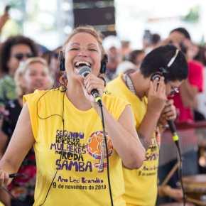 Samba Tangará será realizado nestesábado